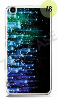 Etui Zolti Ultra Slim Case - Huawei Y6 - Abstract - Wzór A8