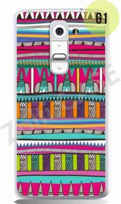 Etui Zolti Ultra Slim Case - LG G2 Mini - Girls Stuff - Wzór G1