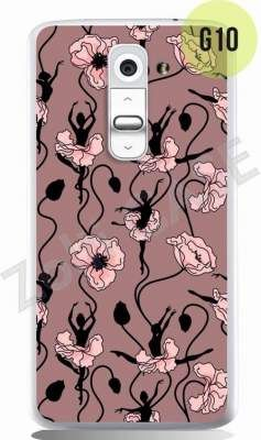 Etui Zolti Ultra Slim Case - LG G2 Mini - Girls Stuff - Wzór G10