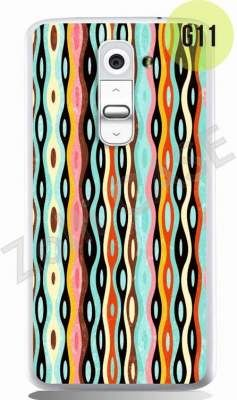 Etui Zolti Ultra Slim Case - LG G2 Mini - Girls Stuff - Wzór G11