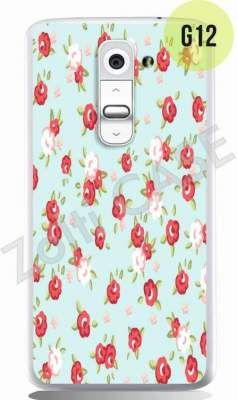 Etui Zolti Ultra Slim Case - LG G2 Mini - Girls Stuff - Wzór G12