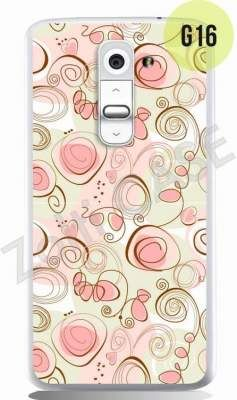 Etui Zolti Ultra Slim Case - LG G2 Mini - Girls Stuff - Wzór G16