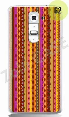 Etui Zolti Ultra Slim Case - LG G2 Mini - Girls Stuff - Wzór G2