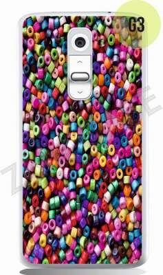 Etui Zolti Ultra Slim Case - LG G2 Mini - Girls Stuff - Wzór G3