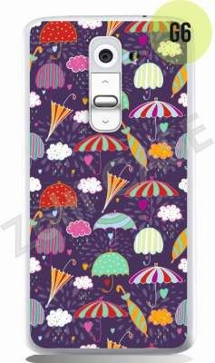 Etui Zolti Ultra Slim Case - LG G2 Mini - Girls Stuff - Wzór G6