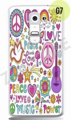 Etui Zolti Ultra Slim Case - LG G2 Mini - Girls Stuff - Wzór G7