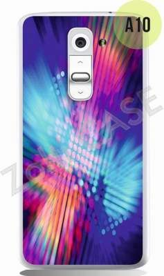 Etui Zolti Ultra Slim Case - LG G2 mini - Abstract - Wzór A10