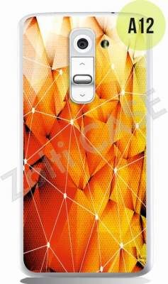Etui Zolti Ultra Slim Case - LG G2 mini - Abstract - Wzór A12