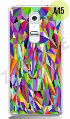 Etui Zolti Ultra Slim Case - LG G2 mini - Abstract - Wzór A15
