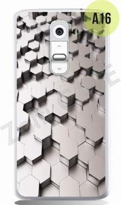 Etui Zolti Ultra Slim Case - LG G2 mini - Abstract - Wzór A16