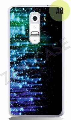Etui Zolti Ultra Slim Case - LG G2 mini - Abstract - Wzór A8