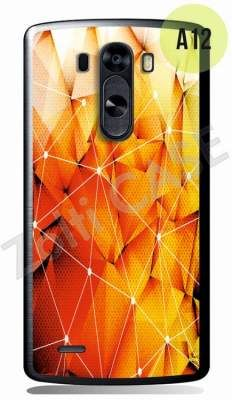 Etui Zolti Ultra Slim Case - LG G3 - Abstract - Wzór A12