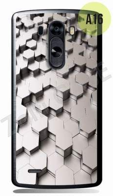 Etui Zolti Ultra Slim Case - LG G3 - Abstract - Wzór A16