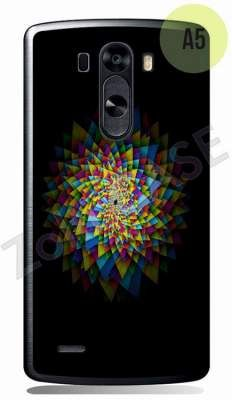 Etui Zolti Ultra Slim Case - LG G3 - Abstract - Wzór A5