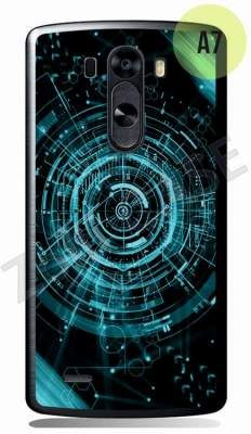 Etui Zolti Ultra Slim Case - LG G3 - Abstract - Wzór A7