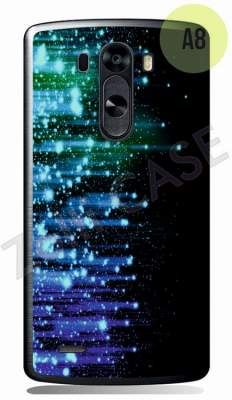 Etui Zolti Ultra Slim Case - LG G3 - Abstract - Wzór A8