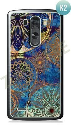Etui Zolti Ultra Slim Case - LG G3 - Colorfull - Wzór K2
