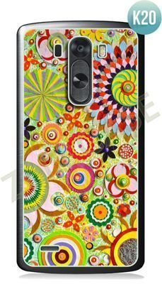 Etui Zolti Ultra Slim Case - LG G3 - Colorfull - Wzór K20