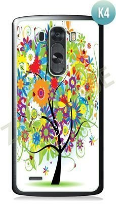 Etui Zolti Ultra Slim Case - LG G3 - Colorfull - Wzór K4