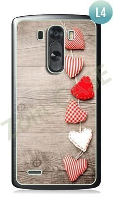 Etui Zolti Ultra Slim Case - LG G3 - Romantic - Wzór L4