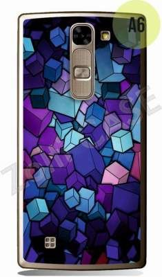 Etui Zolti Ultra Slim Case - LG G4C - Abstract - Wzór A6