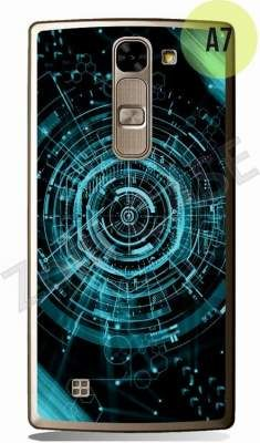 Etui Zolti Ultra Slim Case - LG G4C - Abstract - Wzór A7