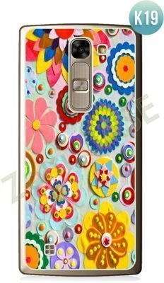 Etui Zolti Ultra Slim Case - LG G4C - Colorfull - Wzór K19