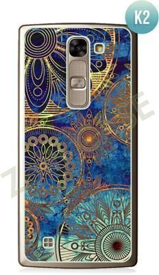 Etui Zolti Ultra Slim Case - LG G4C - Colorfull - Wzór K2