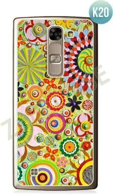 Etui Zolti Ultra Slim Case - LG G4C - Colorfull - Wzór K20
