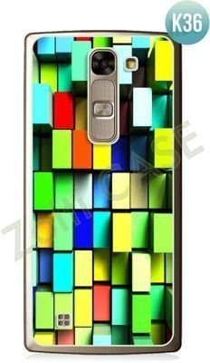 Etui Zolti Ultra Slim Case - LG G4C - Colorfull - Wzór K36