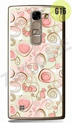 Etui Zolti Ultra Slim Case - LG G4C - Girls Stuff - Wzór G16