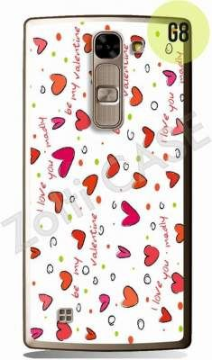 Etui Zolti Ultra Slim Case - LG G4C - Girls Stuff - Wzór G8