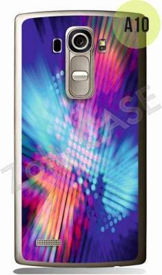 Etui Zolti Ultra Slim Case - LG G4S - Abstract - Wzór A10