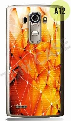 Etui Zolti Ultra Slim Case - LG G4S - Abstract - Wzór A12