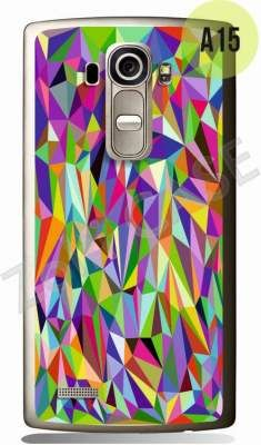 Etui Zolti Ultra Slim Case - LG G4S - Abstract - Wzór A15