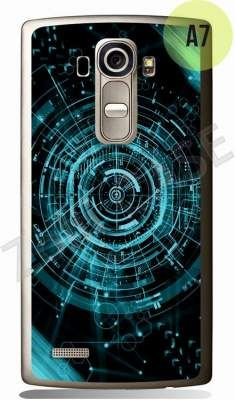 Etui Zolti Ultra Slim Case - LG G4S - Abstract - Wzór A7