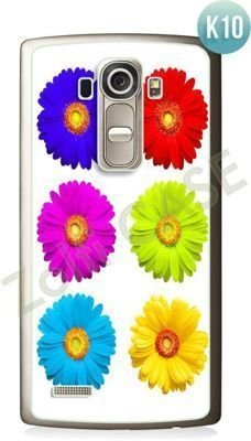 Etui Zolti Ultra Slim Case - LG G4S - Colorfull - Wzór K10