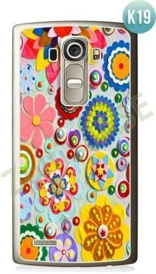 Etui Zolti Ultra Slim Case - LG G4S - Colorfull - Wzór K19