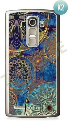 Etui Zolti Ultra Slim Case - LG G4S - Colorfull - Wzór K2