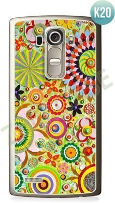 Etui Zolti Ultra Slim Case - LG G4S - Colorfull - Wzór K20