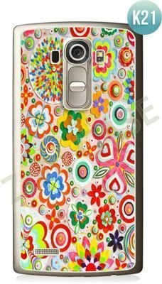 Etui Zolti Ultra Slim Case - LG G4S - Colorfull - Wzór K21