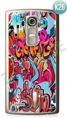 Etui Zolti Ultra Slim Case - LG G4S - Colorfull - Wzór K26