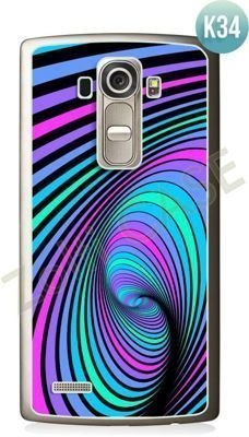 Etui Zolti Ultra Slim Case - LG G4S - Colorfull - Wzór K34