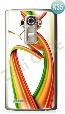 Etui Zolti Ultra Slim Case - LG G4S - Colorfull - Wzór K35