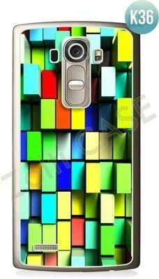 Etui Zolti Ultra Slim Case - LG G4S - Colorfull - Wzór K36