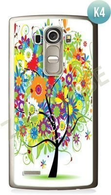 Etui Zolti Ultra Slim Case - LG G4S - Colorfull - Wzór K4