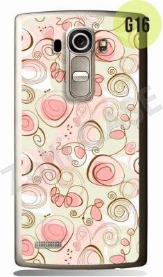 Etui Zolti Ultra Slim Case - LG G4S - Girls Stuff - Wzór G16