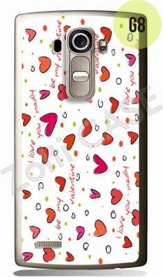 Etui Zolti Ultra Slim Case - LG G4S - Girls Stuff - Wzór G8