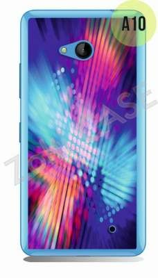 Etui Zolti Ultra Slim Case - Lumia 640 - Abstract - Wzór A10