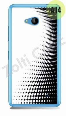 Etui Zolti Ultra Slim Case - Lumia 640 - Abstract - Wzór A14